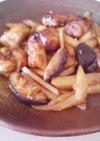 ケチャップ醤油味☆すっぱくない擬似酢豚♪
