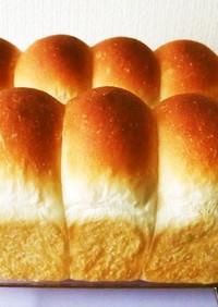 パウンド型で♪ふんわりしっとりミニ食パン