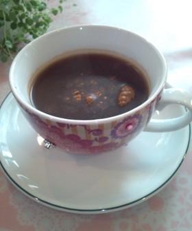 Wで香る*ラム・シナモン・コーヒー
