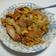 鶏肉とカシューナッツの味噌炒め