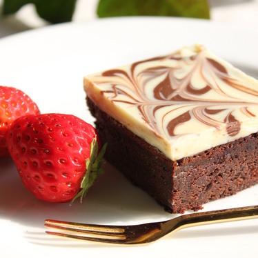 バレンタインに☆リッチな生チョコケーキ