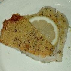 魚のハーブカリカリ焼き