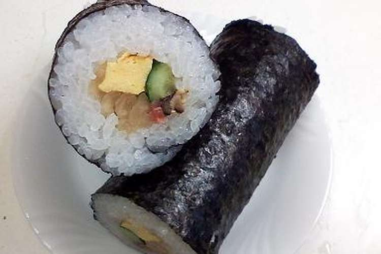 方 巻き 巻き 寿司