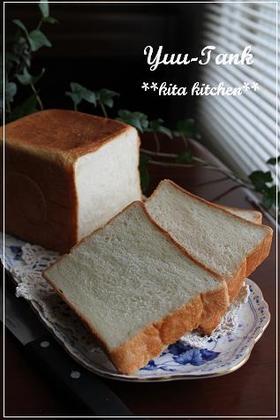 少し贅沢☆絹肌~ミルク食パン・角型