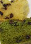 超簡単☆もちもちパウンドケーキ2種