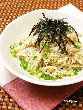 低カロレシピ*えのき茸と白滝の明太子炒め