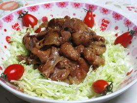 安い豚こま肉で5分料理☆照りマヨ焼き~♪