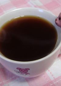 紅茶ジンジャー