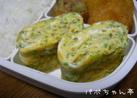 お弁当に♡青のりとゴマの卵焼き