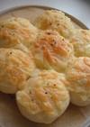 マヨ&Wチーズのちぎりパン