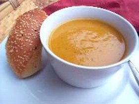 シンデレラのかぼちゃスープ+さつまいも