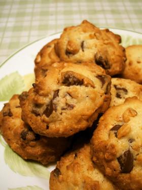節分豆のカントリークッキー