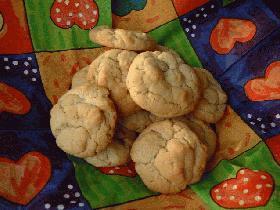 ふんわりサクサク♪ソフトシナモンクッキー