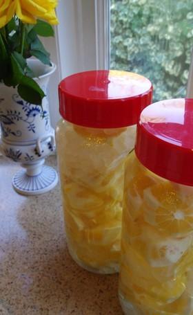 ローズ家のレモン酒