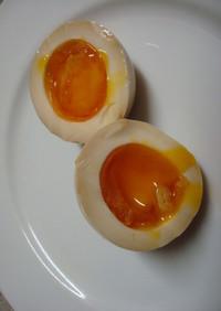 半熟煮たまご(卵のゆで方裏ワザ付)