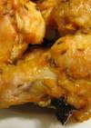 鶏肉のヨーグルトパプリカクミンマリネ焼き