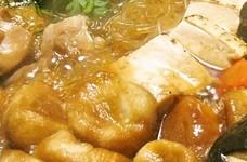 鶏すき♪(名古屋名物!ひきずり♪)