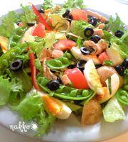 春野菜で~ニース風サラダ~の写真
