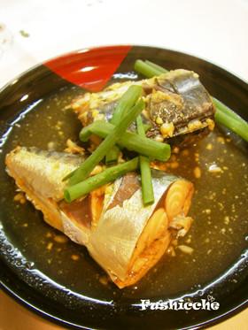 鯖の味噌煮✿