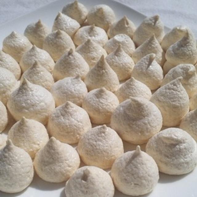 メレンゲ クッキー レシピ