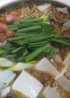 我が家の定番♪簡単カレー鍋