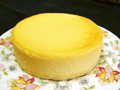 生チョコ風 ホワイトチョコチーズケーキ