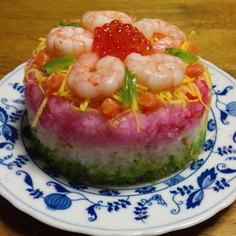 ちらし寿司☆ひなまつり仕様☆