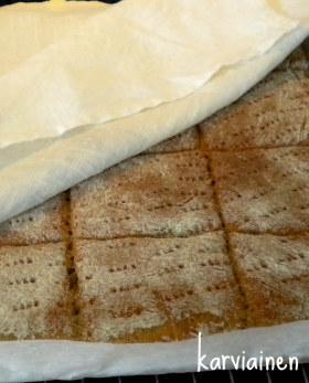 フィンランドのライ麦パン