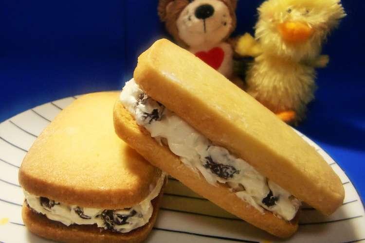 サンド レシピ バター