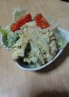 カリフラワーカレーマヨグルトサラダ