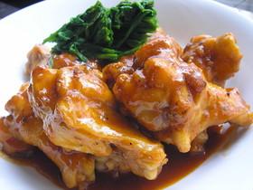 うまっ!!安っ!!鶏手羽元のケチャップ煮