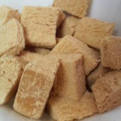 簡単★節約★食パンでおやつ