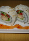 チキンロール寿司