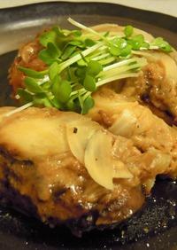 簡単☆鶏もも肉の味噌ダレ焼き