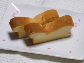 ホットケーキMIXのクリームチーズケーキ