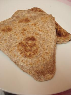 パラタ/ロティ カレー用主食の薄焼きパン