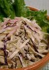 クリーミー&さっぱり☆ キャベツのサラダ