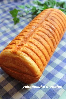 トヨ型(大)でオリジナルラウンドパン~✿
