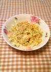 キャベツとツナとコーンのマヨ醤油サラダ