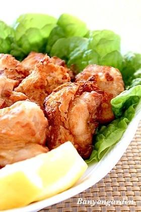 定番おかず✤簡単!揚げない鶏の唐揚げ