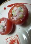 お弁当☆ミニトマトにつめてみました☆