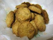玄米クッキーの写真