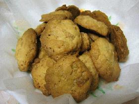 玄米クッキー