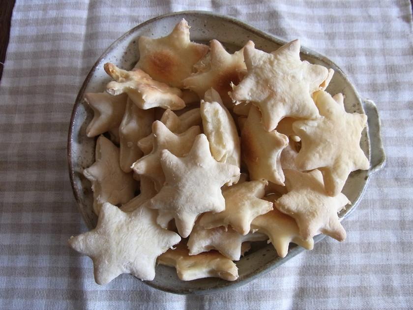 りんごのクッキー♪(犬用)