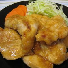 お財布レスキュー☆鶏胸肉で生姜焼き♪