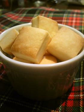 クリームチーズのさくさくクッキー☆