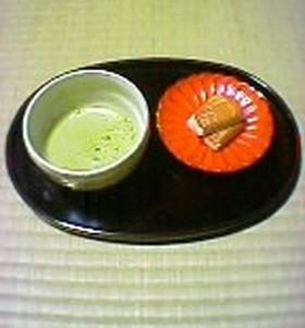 お抹茶(薄茶)