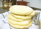 魚焼きグリルで簡単ピタパン