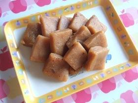 豆腐きなこ餅