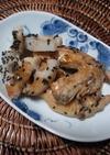 レンコンと手羽先のオーブン焼き